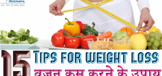 Diet plan for Weight Loss, Fat Loss   Hindi   Fitness Rockers